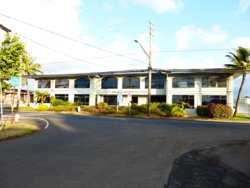 Office Space in East Kauai Professional Building